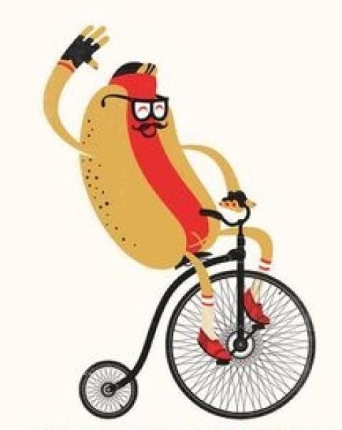 Hot Dog Ride & Special Celebration