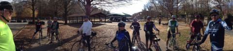 Sunday Evening Swamp Rabbit Trail Rides
