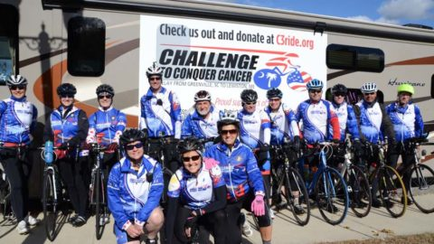 2016 Challenge to Conquer Cancer Ride