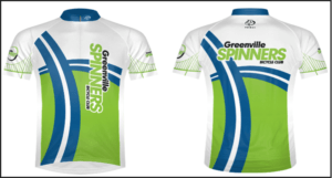It's time for our annual Greenville Spinners Bicycle Club kit order!
