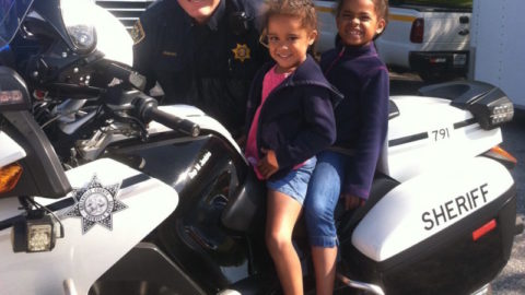 Greenville County sheriff's community day is May 21