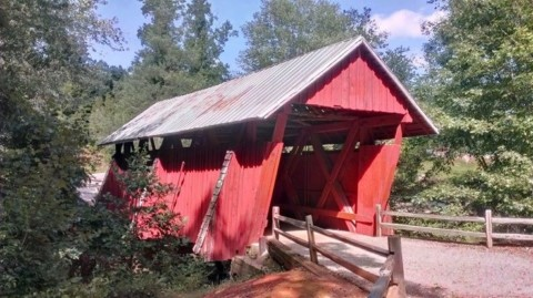 Campbell's Covered Bridge Ride & BBQ – Sept 3rd 2018