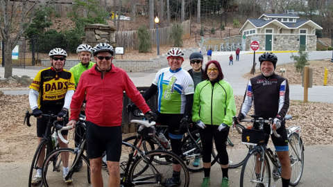 MLK Celebration Ride Report