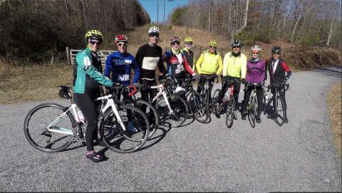 TR Cyclists Callahan Video