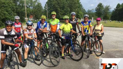 Greenville Spinners Monthly Hagood Mill Ride – May 19th, 2018